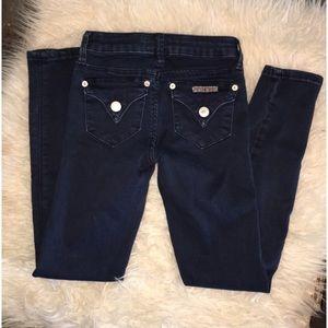 Girl's Hudson Jeans Dolly Skinny Stretch Size 8